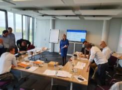 Succesvol leiderschapsprogramma voor de eerste 20 Europese leaders van Ewals Cargo Care